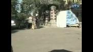Скрита Камера - Баня На Улицата