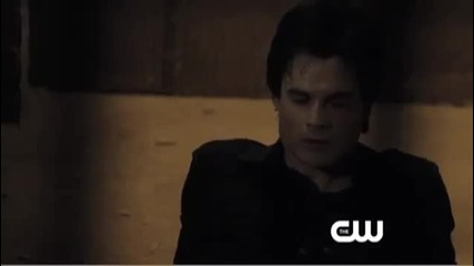 The Vampire Diaries 2x22 As I Lay Dying Clip + Бг превод!