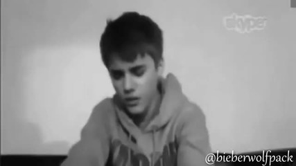 Justin Bieber is human. - Youtube