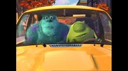 Pixar - Анимация - моята кола !