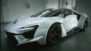 ► W Motors Fenyr Supersport, 900 hp