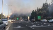 Israel: Wildfires rip through Haifa, over 50,000 evacuated from homes