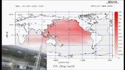 Скрита правителствена прогноза за разпространението на радиацията от А Е Ц Фукушима