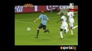 Уругвай - Франция 0 - 0