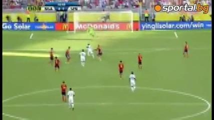Нигерия - Испания 0-3