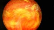 Горящите юпитери - Най - бурните ветрове в Слънчевата система