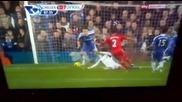 Глен Джонсън наказва Челси !! 1:2
