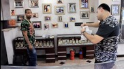 Juelz Santana Re-ups on Diamond Jewelry at Avianne & Co.