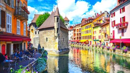 10 от най-красивите градчета в алпите