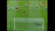 Manchester United 1 - 0 Portsmouth Saha