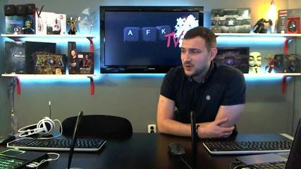 Геймърски новини - Afk Tv Еп. 17 част 1