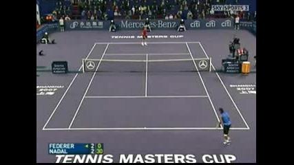 Roger Federer Servis