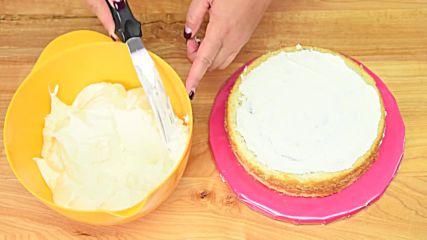 Направи Си Сам - Прекрасна Шарена Тигрова Торта