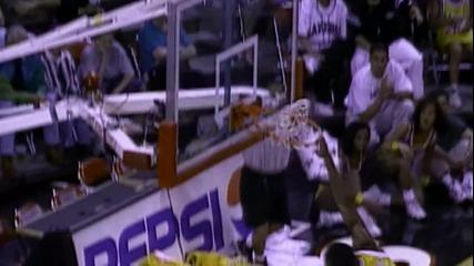 Top 10 Отигравания на Kobe Bryant