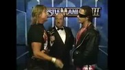 Wrestlemania 8 Roddy Piper & Bret Hart