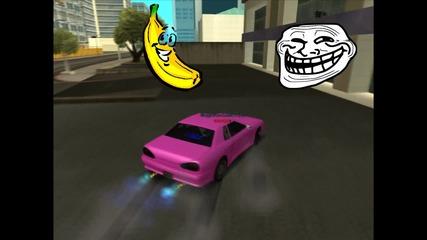 i'm a banana trolololololo