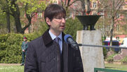 Germany: Russian and Belarus delegation mark 76th V-Day with ceremony in Potsdam