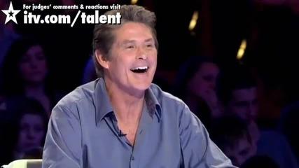 Britain's Got Talent - Robert Fulford