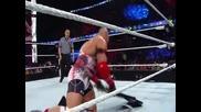 Kane vs Ryback ( Chairs Match ) - Wwe Tlc 2014