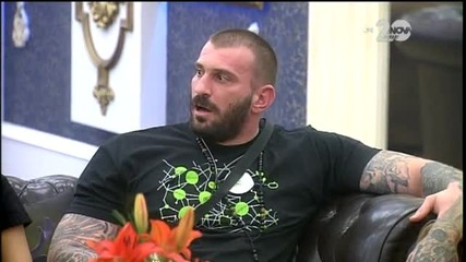 Big Brother All Stars (01.12.2014) - част 5