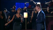 Sam Smith & Mary J Blige - Stay whit me performing at The Grammy's 2015