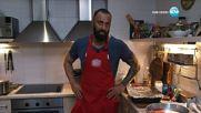 """DJ Дамян приготвя заек в """"Черешката на тортата"""" (17.06.2016)"""