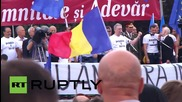 Moldova: Thousands in Chisinau denounce government