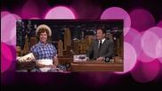 Will Ferrell Dresses As Little Debbie on Jimmy Fallon!