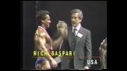 mr olympia 1985 top six rewarding