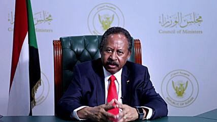 UN: Sudan's PM calls on UN to remove country from terror sponsor list