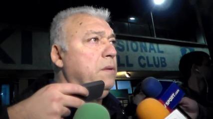 Бонев: Този съдия няма място в българския футбол