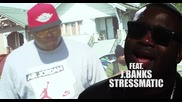 E-40 ft. Stressmatic & J. Banks - Off The Block (official 2o13)