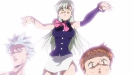 Nanatsu no Taizai: Kamigami no Gekirin [ Бг Субс ] episode 15 Високо Качество