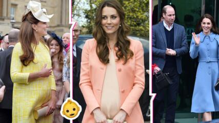 Кейт Мидълтън бременна с близнаци? Нови слухове около херцогинята