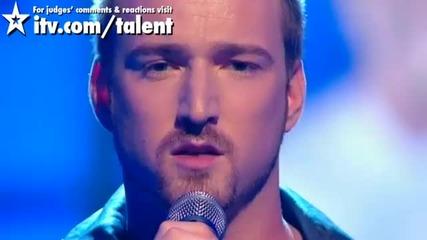 Britains Got Talent - Jai Mcdowall Live Final 2011