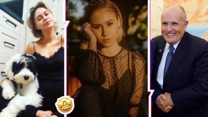 Мария Бакалова не вярвала, че ще я вземат в Борат - била българка! Актрисата за сцената с Джулиани