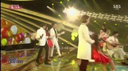 Mc Special - Special Stage @ Sbs Inkigayo 150125