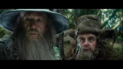 """Откъс от """"хобит: Неочаквано пътешествие"""" - Вълк ли е?"""