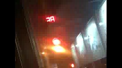 бъгав брояч на светофар