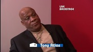 Legends Open Up About Tony Atlas: Wwe Legends' House, June 19, 2014