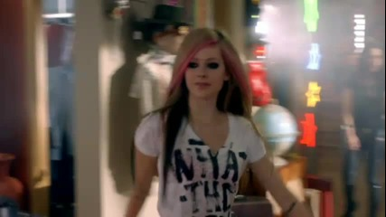 Avril Lavigne - What The Hell (official Video) *high quality*