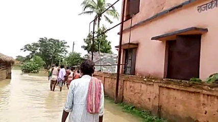 India: Officials say more than 2.5 million affected by floods in Bihar state
