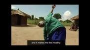 Футболът осмисля живота в Африка
