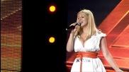 Сибил Сеидова - X Factor (08.09.2015)