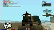 Grand Theft Auto San Andreas Samp-atv (quad) Track-gta Sa Multiplayer-терен за Атв-бъги