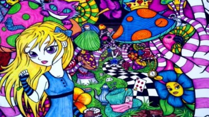Alice In Wonderland - Crocoloko