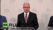 Czech Republic: PM Sobotka refuses refugee quota system