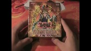 Best Yugioh Pharaonic Guardian 1st Edition Box Opening Ever! Two Foils in One Pack