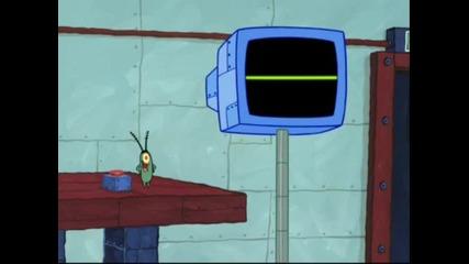 Sponge bob-komputer overload