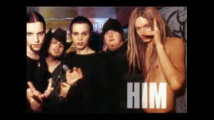 Him - And Love Said No